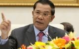 Thủ tướng Campuchia ấn định thời gian tiến hành tổng tuyển cử