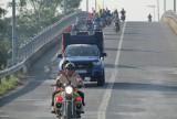 UBMTTQ Việt Nam các cấp huyện Thủ Thừa góp phần bảo đảm trật tự an toàn giao thông