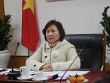 Cảnh cáo, đề nghị miễn nhiệm Thứ trưởng Bộ Công thương Hồ Thị Kim Thoa