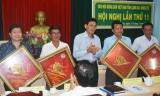 Ông Phạm Chí Tâm được bầu làm Chủ tịch Hội Nông dân tỉnh Long An