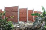 Cần Giuộc: Thành lập tổ phản ứng nhanh xử lý xây cất trái phép