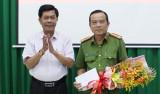 Thưởng nóng Ban Chuyên án phá án vụ cướp tiệm vàng Kim Ngọc