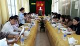 Kiểm tra Chương trình Bảo vệ, chăm sóc trẻ em ở Vĩnh Hưng