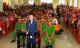 Vĩnh Long: Xét xử lưu động vụ án hiếp dâm trẻ em rồi dìm xác dưới mương phi tang