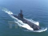 Tổng thống Hàn Quốc bất ngờ thăm bộ tư lệnh lực lượng tàu ngầm