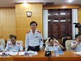 Ông Bùi Ngọc Lam nhận quyết định bổ nhiệm Phó Tổng thanh tra Chính phủ