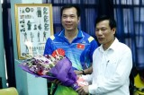 Bộ trưởng động viên các vận động viên, huấn luyện viên dự SEA Games 29