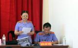 Cựu Chủ tịch xã Đồng Tâm Lê Đình Thuần bị đề nghị mức án đến 5 năm tù