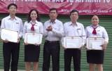 Ngân hàng NN&PTNT Chi nhánh thị xã Kiến Tường: Thực hiện tốt phong trào Toàn dân bảo vệ an ninh Tổ quốc