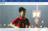 FIFA vinh danh ngôi sao của đội tuyển bóng đá nữ Việt Nam