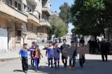 Chính quyền Syria tăng phạm vi lãnh thổ kiểm soát lên 2,5 lần