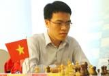 Quang Liêm đánh bại kỳ thủ số 3 thế giới Caruana Fabiano