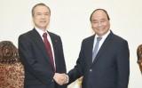 Thủ tướng tiếp Tổng Giám đốc Công ty Tokyo Gas