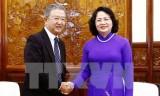 Mong muốn Tập đoàn AIA mở rộng đầu tư tài chính tại Việt Nam