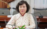 Thủ tướng miễn nhiệm Thứ trưởng Công Thương Hồ Thị Kim Thoa