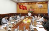 Thường trực Tỉnh ủy Long An: Thông qua văn kiện Đại hội Hội Cựu chiến binh tỉnh, nhiệm kỳ 2017-2022
