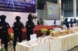 Cảnh sát Thái Lan thu giữ hơn 4 triệu viên thuốc gây nghiện