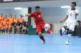 Tuyển futsal Việt Nam không thể gây bất ngờ trước Thái Lan