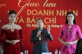 Hoa hậu Ngọc Hân rạng rỡ đồng hành cùng Vẻ đẹp Việt Nam 2017