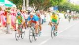Lê Ngọc Sơn đoạt chiếc áo vàng chung cuộc Giải xe đạp ĐBSCL