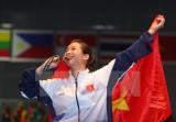 Dương Thúy Vy giành huy chương vàng thứ 2 tại SEA Games 29