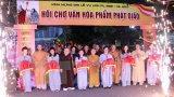 Khai mạc Tuần lễ Văn hóa Phật giáo chào mừng Đại lễ Vu Lan