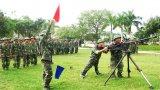 """Lực lượng vũ trang Long An phát huy truyền thống """"Trung dũng, kiên cường, toàn dân đánh giặc"""""""