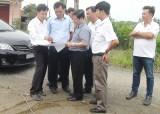 Cần Giuộc: Đẩy nhanh tiến độ thi công trạm cấp nước một số xã vùng hạ