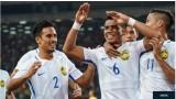 U-22 Malaysia đoạt ngôi đầu bảng A