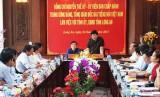 Tổng Giám đốc VOV thăm và làm việc với lãnh đạo tỉnh Long An