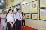 """Khai mạc triển lãm và trưng bày tư liệu """"Hoàng Sa, Trường Sa của Việt Nam - Những bằng chứng lịch sử và pháp lý"""""""
