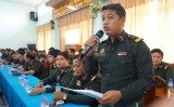 Thắt chặt tình đoàn kết, hữu nghị Long An-Svay Rieng-Prey Veng