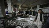 16 người chết trong vụ tấn công Nhà thờ Hồi giáo ở Afghanistan