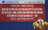 Agribank Long An: Triển khai văn bản về thí điểm xử lý nợ xấu