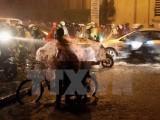 Đêm nay, mưa bao trùm các khu vực trên cả nước, đề phòng tố lốc