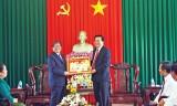 Việt Nam - Lào không ngừng vun đắp truyền thống đoàn kết, hữu nghị