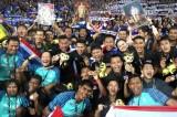 """Tuyển thủ U-22 Thái Lan nhận tiền thưởng """"khủng"""""""