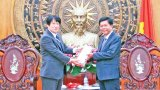 Hoạt động đối ngoại góp phần phát triển kinh tế