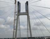 Hợp long cầu Cao Lãnh kết nối khu vực trung tâm ĐBSCL