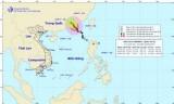 Bão số 8 đi vào Trung Quốc và suy yếu thành áp thấp nhiệt đới