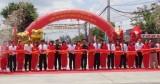 Phó Thủ tướng Trương Hòa Bình dự lễ khánh thành đường Vĩnh Nguyên và đường Thầy Ba Lô