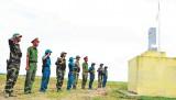 Phối hợp bảo vệ vững chắc  chủ quyền, an ninh biên giới