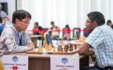Nguyễn Ngọc Trường Sơn dừng bước ở Cúp cờ vua thế giới 2017