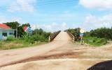 Nguy cơ tiềm ẩn tai nạn giao thông trên Đường tỉnh 817