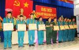 Lực lượng vũ trang huyện Cần Đước đẩy mạnh phong trào thi đua quyết thắng