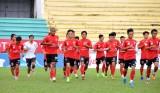 CLB bóng đá Long An bắt đầu giai đoạn sinh tử V-League 2017