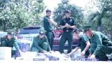 Đấu tranh chống buôn lậu, gian lận thương mại - kiểm soát chặt chẽ tuyến biên giới