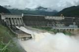 Thủy điện Sơn La xả đáy lần thứ tư trong mùa mưa lũ năm nay