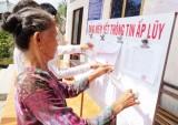Cần Giuộc: Sẵn sàng cho công tác bầu cử trưởng ấp, khu phố nhiệm kỳ 2017-2020