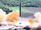Triều Tiên phóng tên lửa, người dân Nhật Bản được yêu cầu trú ẩn